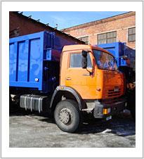 вывоз строительного мусора в г. Москва