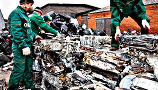 помощь грузчиков при вывозе мусора
