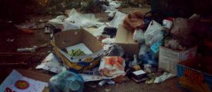Вывоз 20 кубов мусора