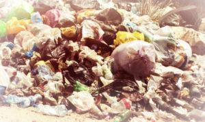 Вывоз 27 кубов мусора