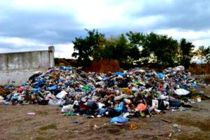 Вывоз мусора в Воскресенске