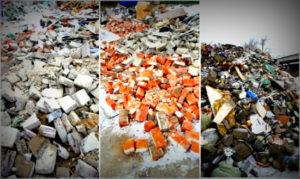 Вывоз мусора в Бронницах