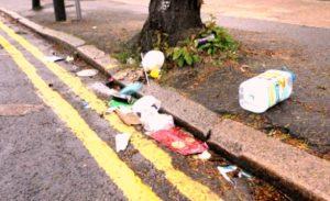 Вывоз мусора в САО