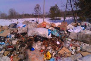 Вывоз мусора и снега