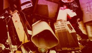 Вывоз мусора в Чехове