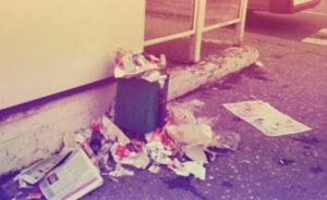 Вывоз мусора в Дзержинском