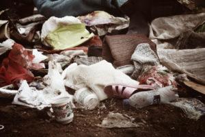 Вывоз мусора в Перово